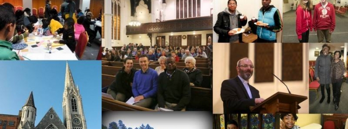 April 2015 Morning Worship.