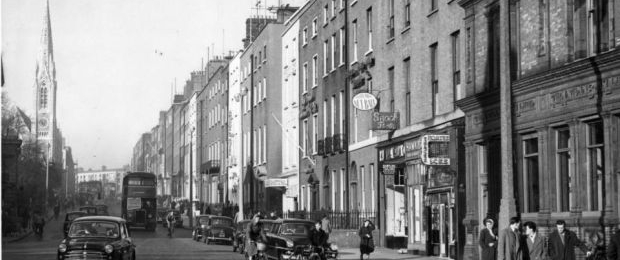 Irish Times- The Times We Lived In
